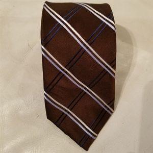 Tommy Hilfiger 100% silk tie